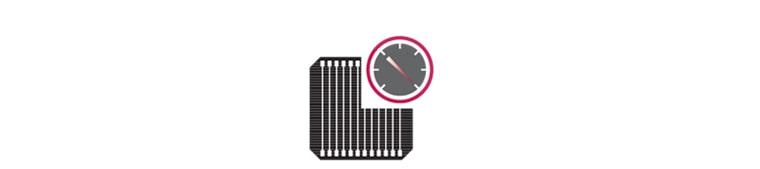 410W LG NeON 2 Commercial Solar Panel Durability