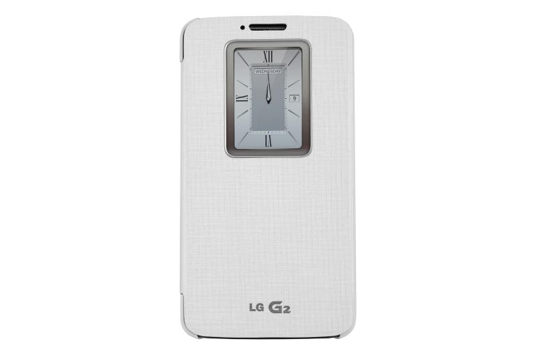 LG Mobile Accessories CCF-240N White thumbnail 1