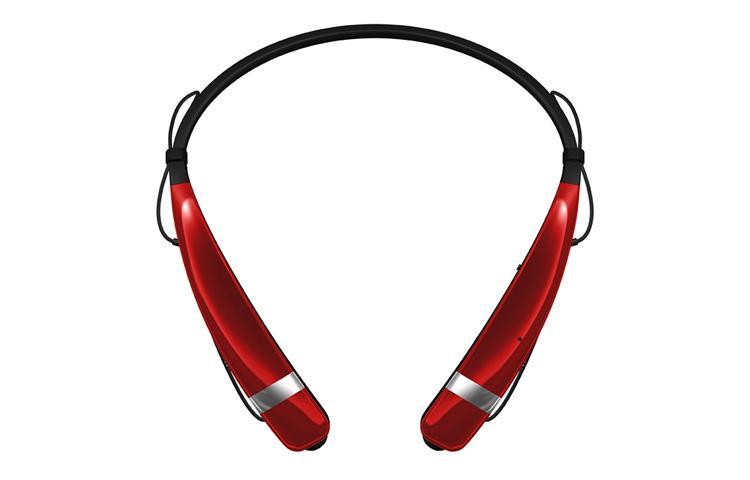 33ddacf79ff LG HBS-760: LG TONE PRO. Bluetooth Headset in Red | LG USA