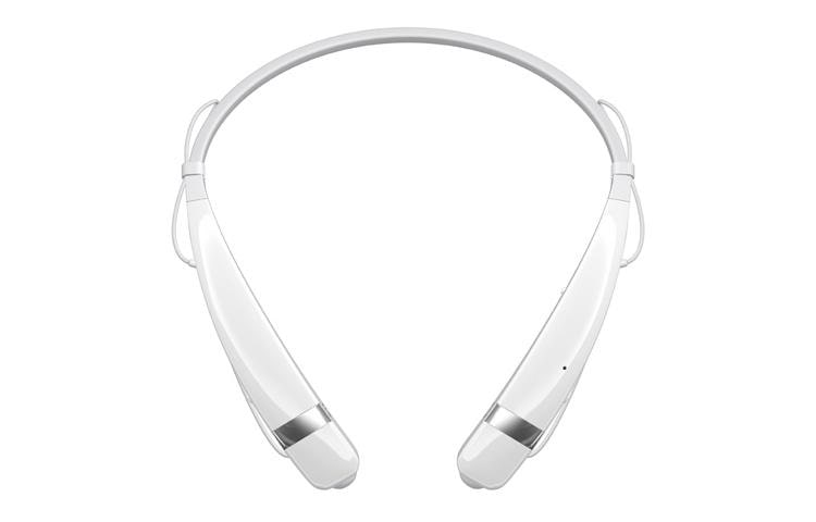 Lg Hbs 760 Lg Tone Pro Bluetooth Headset In White