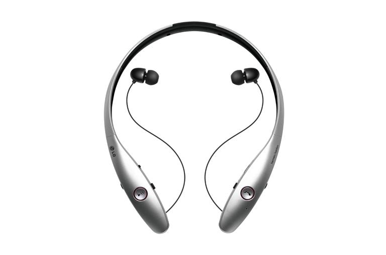 Bluetooth Headsets & Headphones LG TONE INFINIM™ Wireless Stereo Headset thumbnail 2
