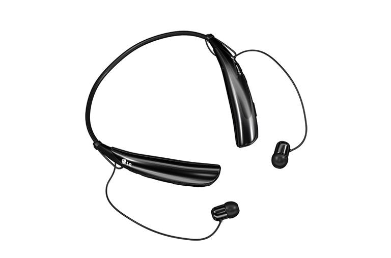 Bluetooth Headsets & Headphones LG TONE PRO™ Wireless Stereo Headset thumbnail 4