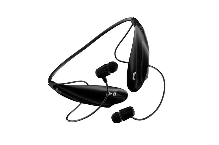 Bluetooth Headsets & Headphones LG TONE ULTRA™ Wireless Stereo Headset thumbnail 4