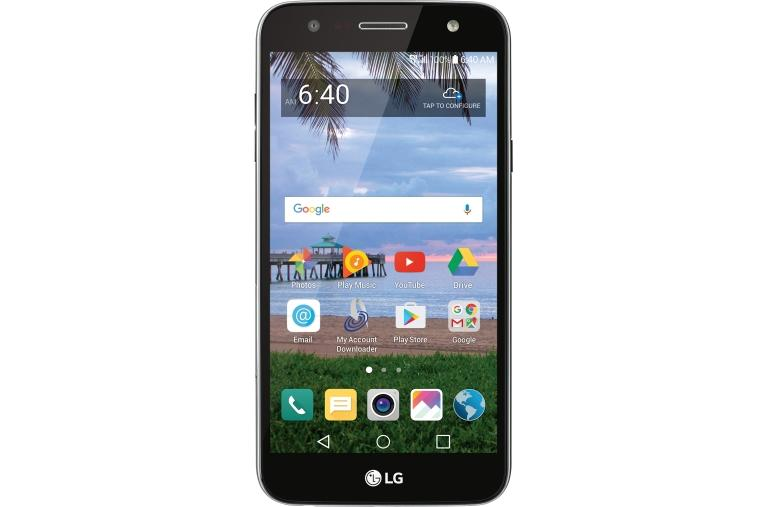 Cell Phones LG Fiesta™ LTE (CDMA) | TracFone thumbnail 1