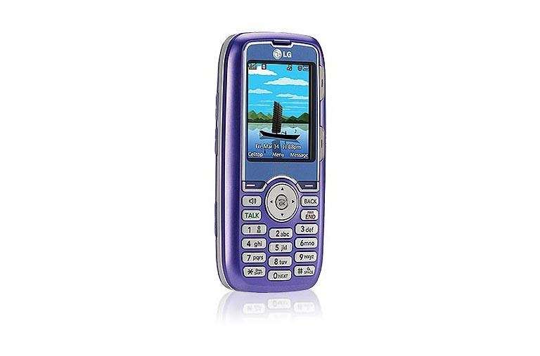 LG Cell Phones AX260 Lavender thumbnail 10