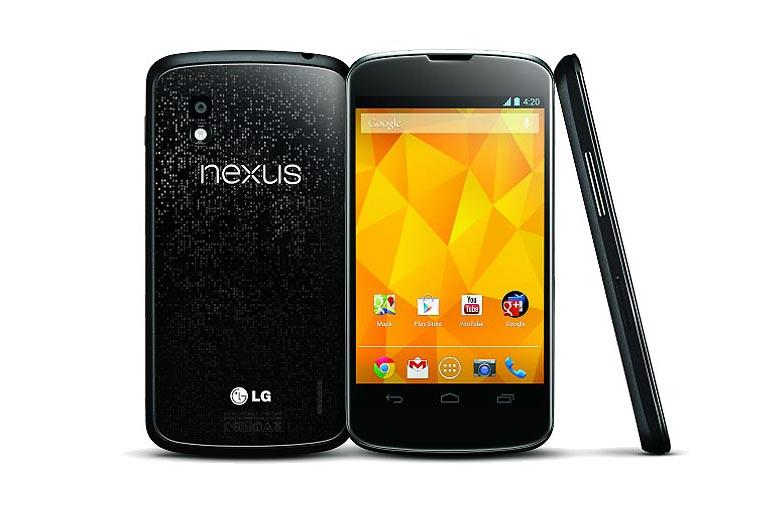 LG Cell Phones LGE960 thumbnail 1