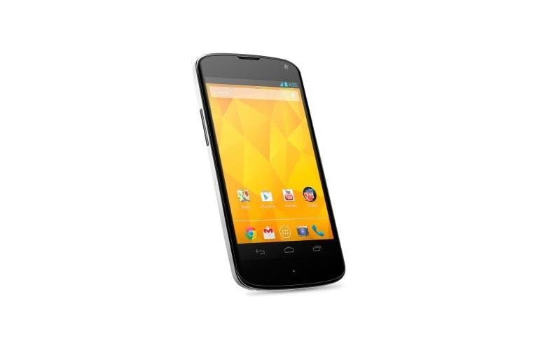 Cell Phones LG Nexus 4 White | T-Mobile thumbnail +1