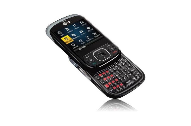 lg remarq ln240 gray qwerty keyboard cell phone lg usa rh lg com Sprint LG Marquee LG Optimus Sprint