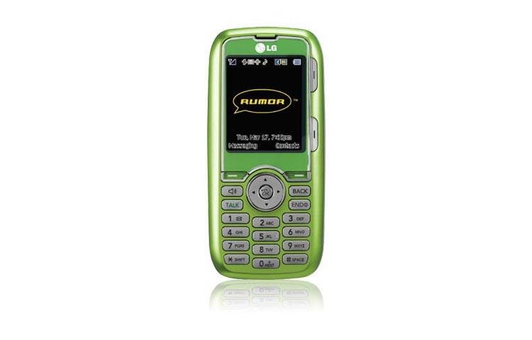 LX260 Lime Green