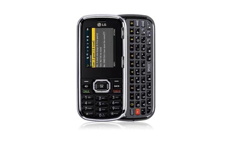 lg rumor 2 lx265 black qwerty keyboard cell phone lg usa rh lg com Sprint LG Rumor LG enV Touch Manual