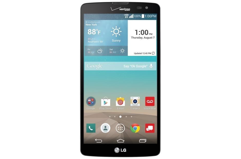 lg g vista prepaid smartphone  vs880  verizon