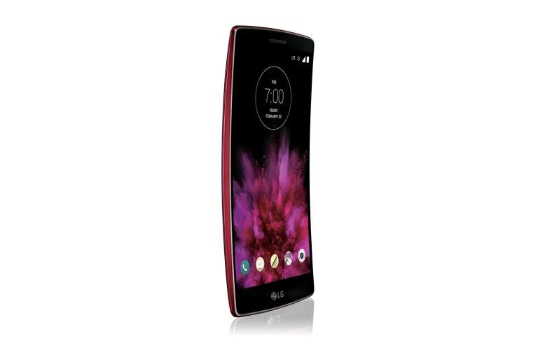 Cell Phones LG G Flex2 Sprint in Volcano Red thumbnail 7