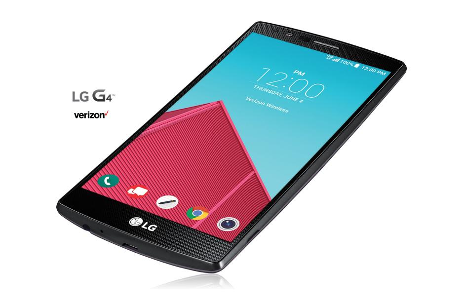 Cell Phones LG G4 Verizon in Metallic Gray 1