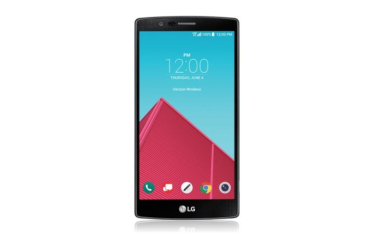 Cell Phones LG G4 Verizon in Metallic Gray thumbnail 2