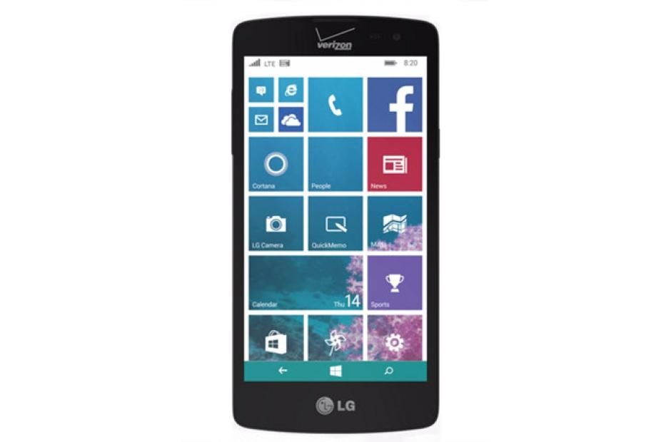 lg lancet  smartphone with 4 5 inch display