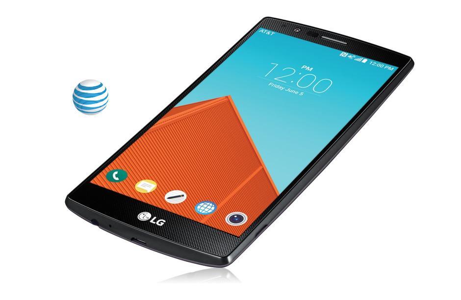 Cell Phones LG G4 ATT In Metallic Gray 1
