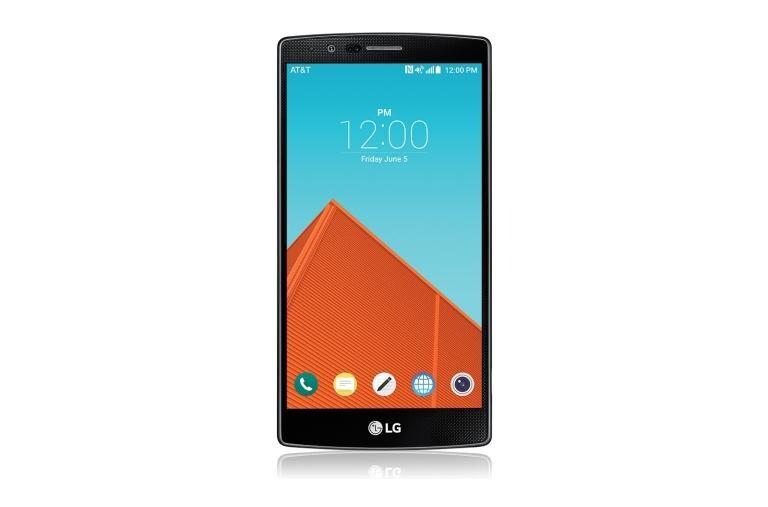 Cell Phones LG G4 ATT In Metallic Gray Thumbnail