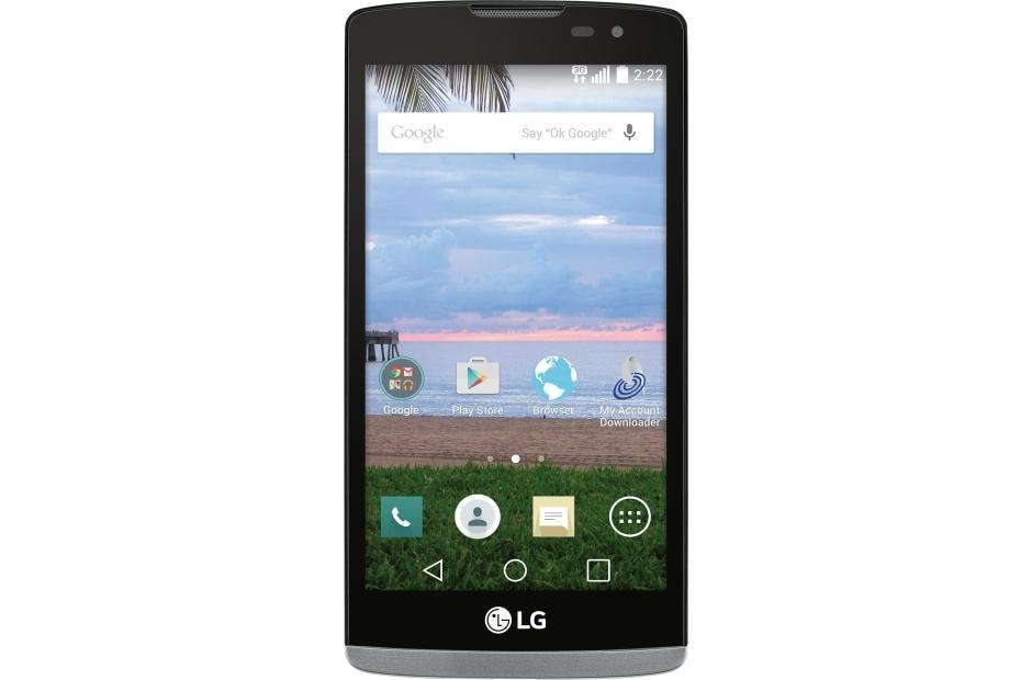 LG Power (CDMA) TracFone Smartphone (L22C) : LG USA
