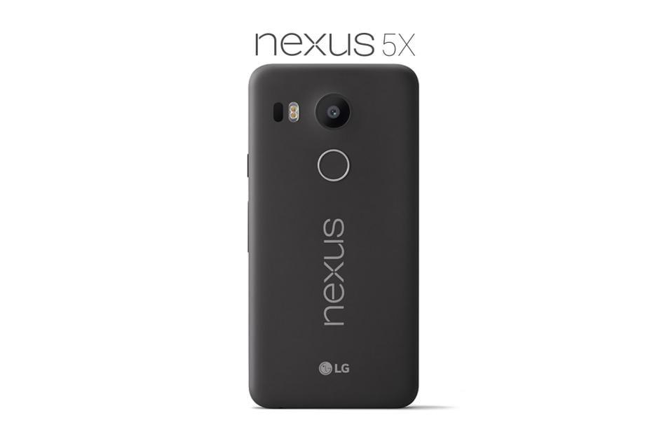 LG تلفن همراه Nexus 5X thumbnail 2