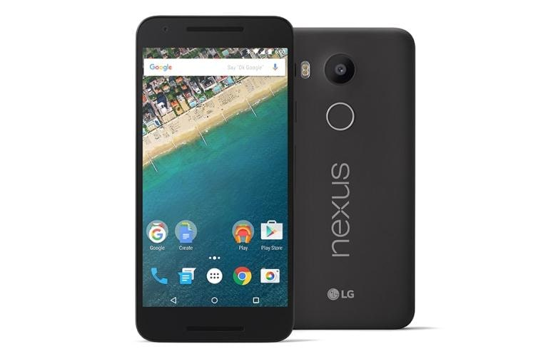 LG Cell Phones Nexus 5X thumbnail 6