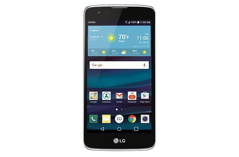 lg escape 3 cricket wireless smartphone k373 blue lg usa rh lg com Cricket Phones Samsung Galaxy 19.99 Cricket Samsung Flip Phone