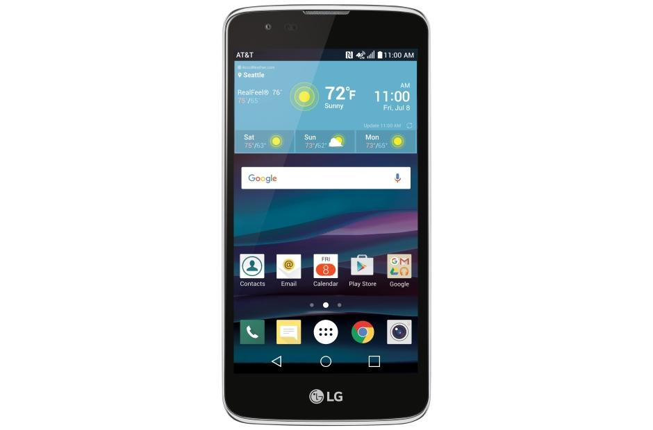 AT&T - Velocity 4G LTE Wi-Fi No-Contract Hotspot - Black - Angle_Zoom