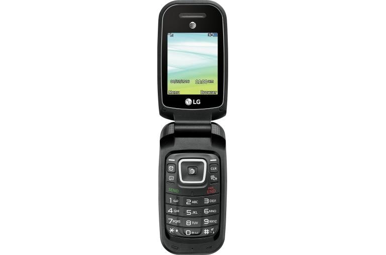 Cell Phones LG B471 | AT&T thumbnail 4