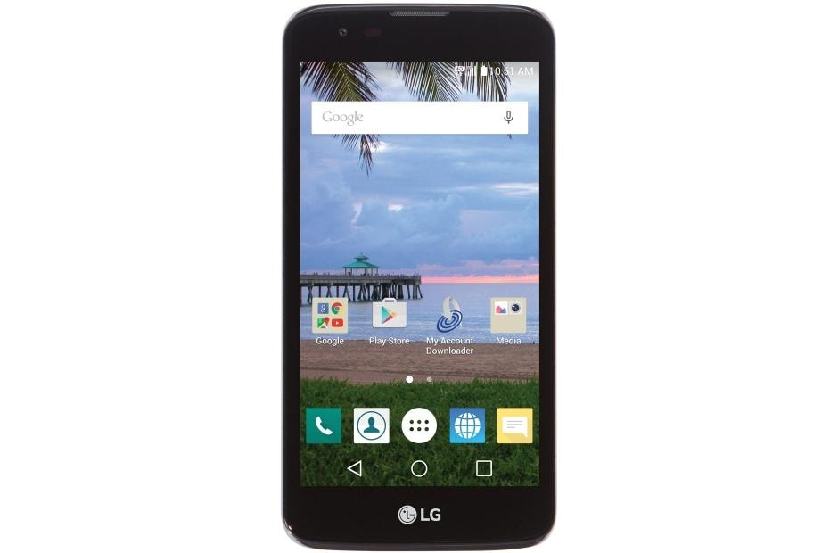 Cell Phones LG Treasure™ LTE (GSM) | TracFone 1