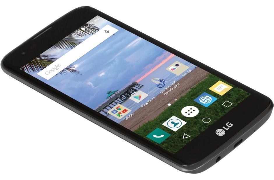 Lg Treasure Lte Gsm Tracfone Smartphone L51al Lg Usa