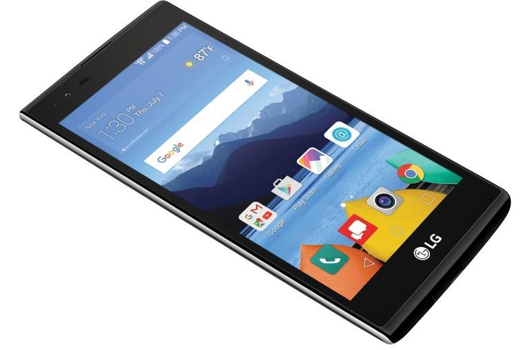 lg k8 v verizon android smartphone  vs500  black