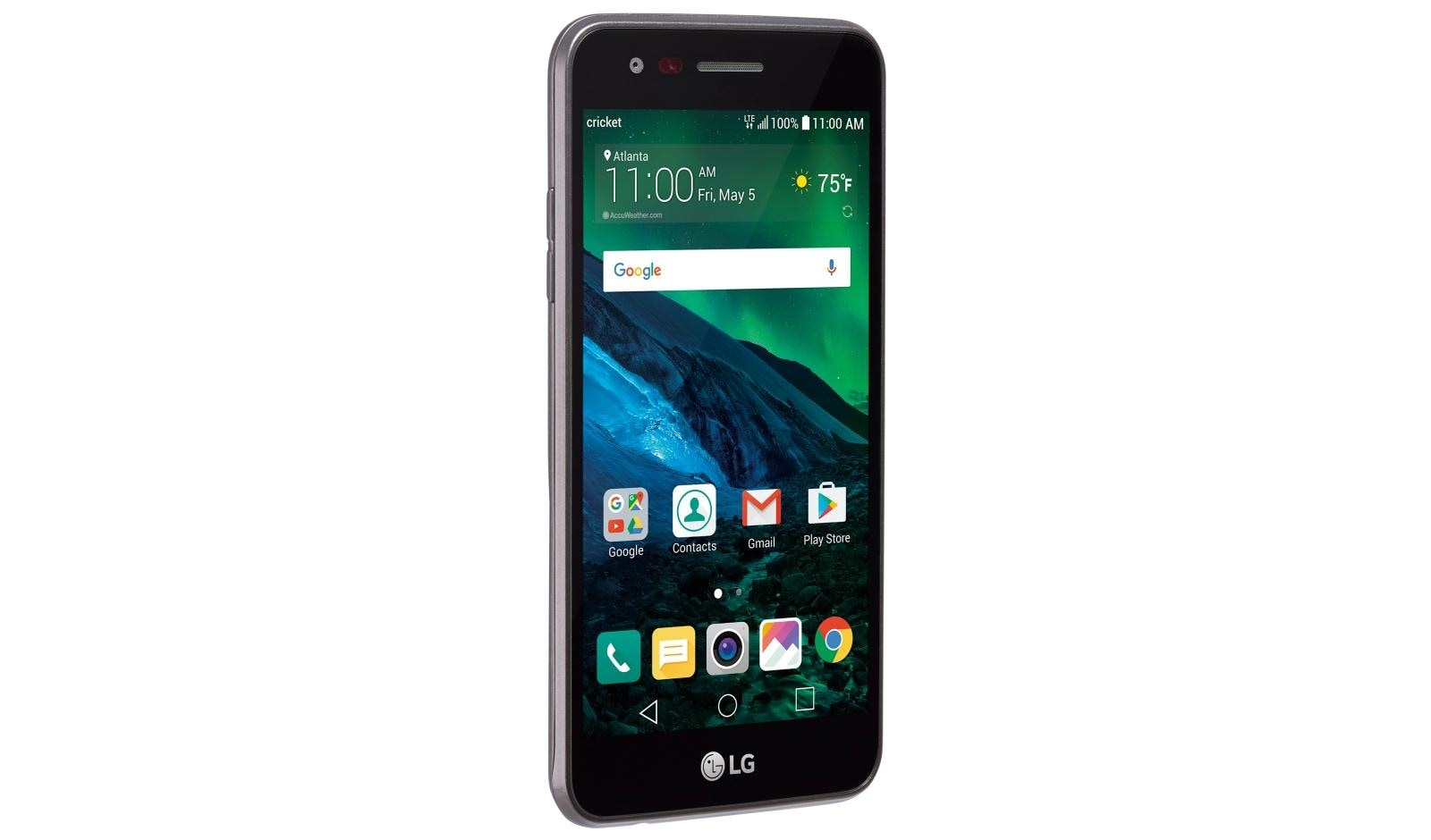 Lg Fortune Smartphone For Cricket In Black Waterproof Mobile Phone Circuit Boards