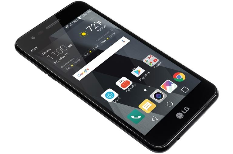 lg phoenix 3 prepaid go smartphone for at t m150 lg usa. Black Bedroom Furniture Sets. Home Design Ideas