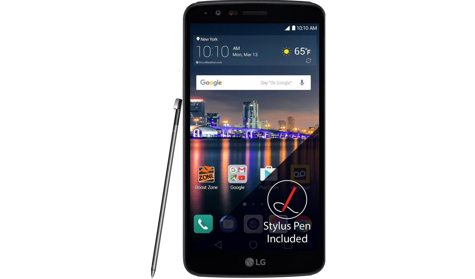Lg Stylo 3 Smartphone With Stylus Pen For Boost Lg Usa
