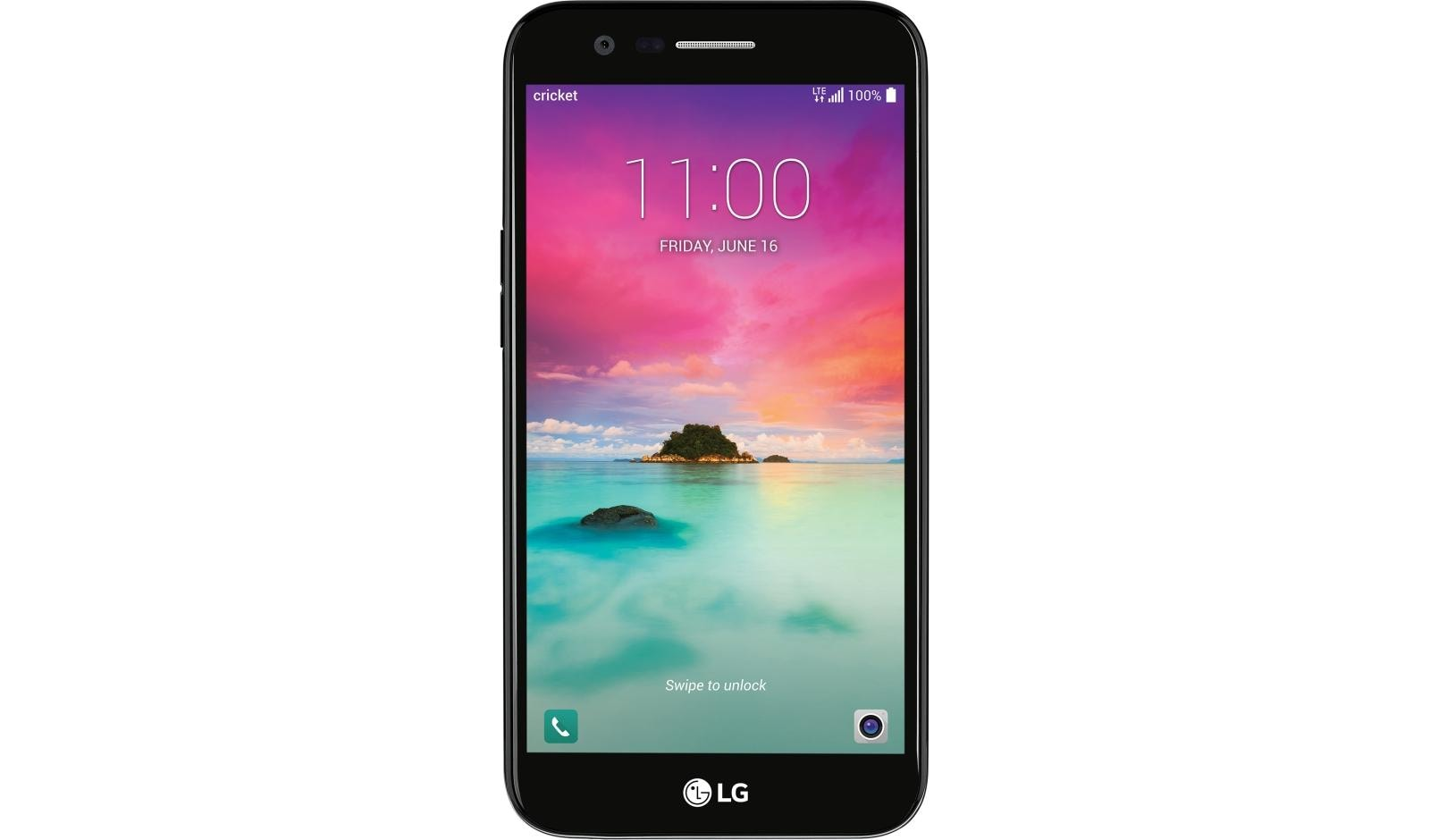 Lg Usa Lg Harmony Smartphone With 2800 Mah Battery