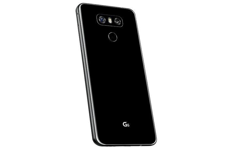 Lg G6 Unlocked In Black Big Screen Small Phone Lg Usa