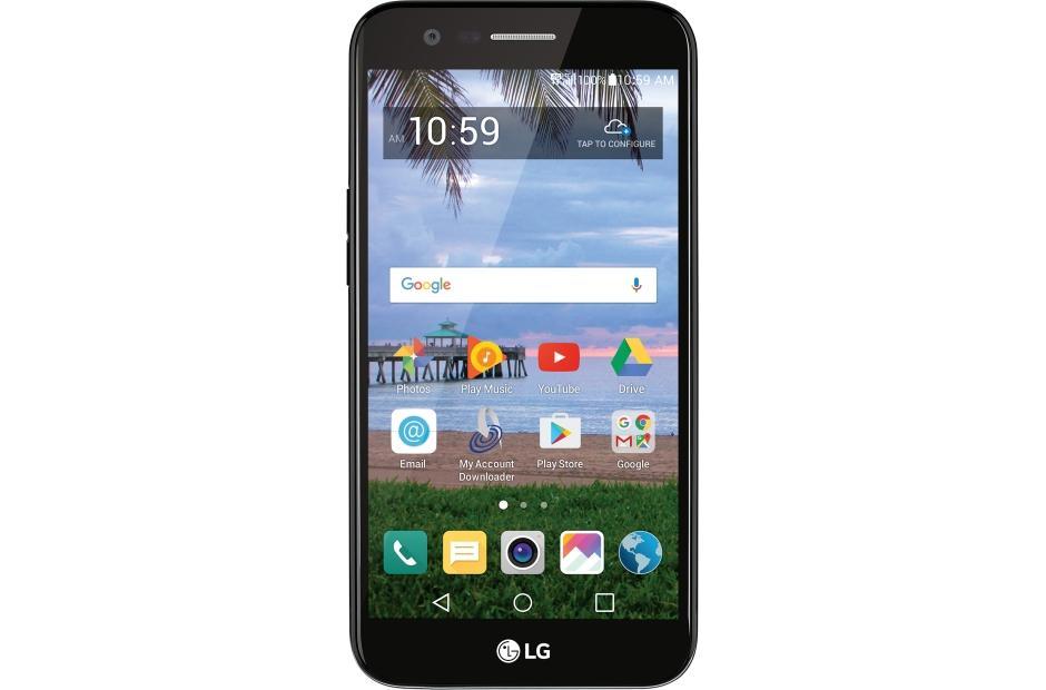 14f45b198c LG Grace LTE (GSM) Smartphone for TracFone (L59BL) | LG USA