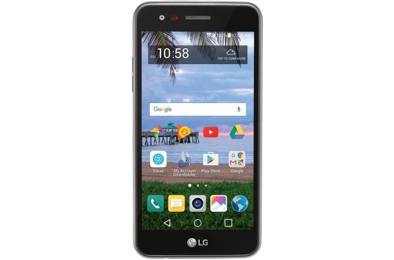 Cell Phones LG Rebel 2 LTE (GSM) | TracFone thumbnail 1