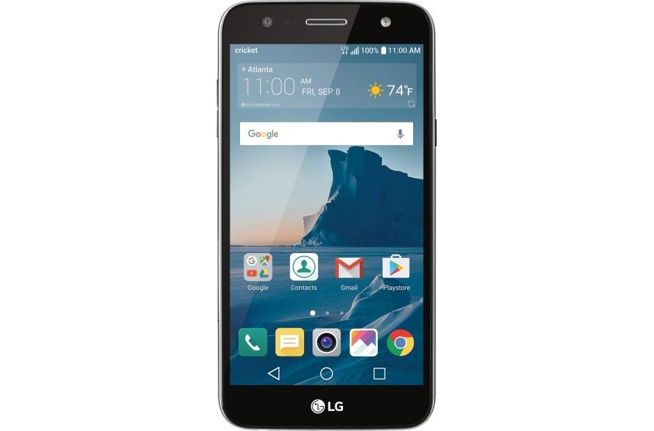 online store 99bb3 2774d LG X charge™ | Cricket Wireless