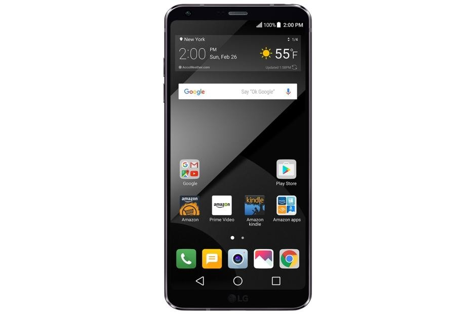 Cell Phones LG G6+™ | Amazon Prime Exclusive 1