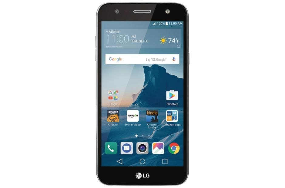Cell Phones LG X charge™ | Amazon Prime Exclusive 1