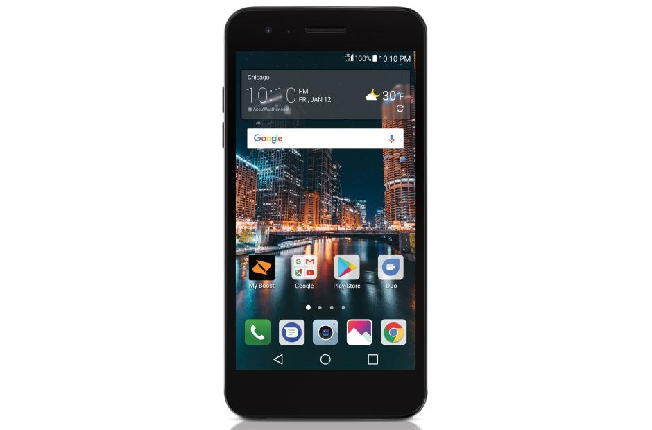 Lg Tribute Dynasty Smartphone For Boost Mobile Lg Usa