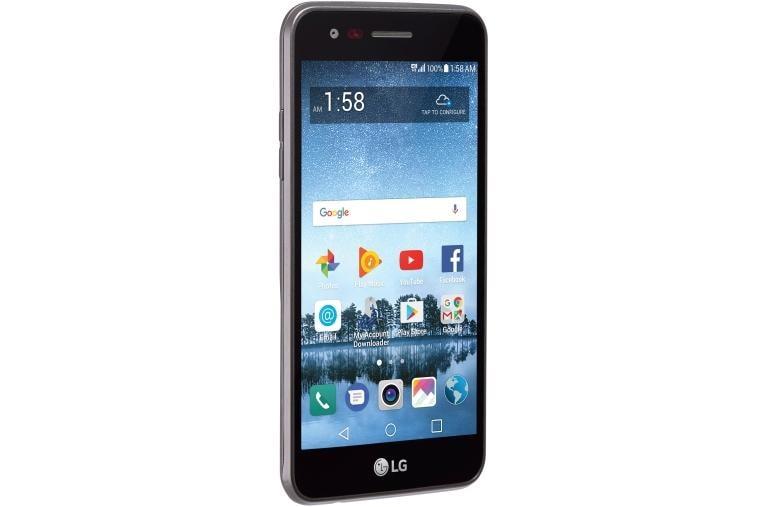 Lg Rebel 3 Lte Cdma Smartphone For Tracfone Lg Usa
