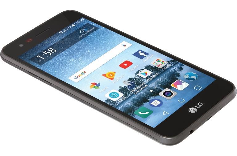 LG Rebel™ 3 LTE (CDMA) | TracFone