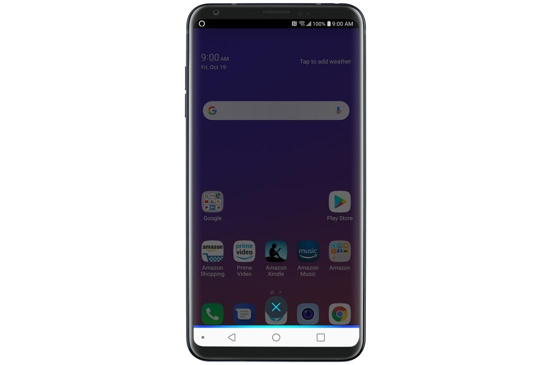 LG V35 ThinQ™ with Alexa Hands-Free