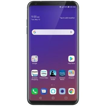 LG V35 ThinQ™ with Alexa Hands-Free1