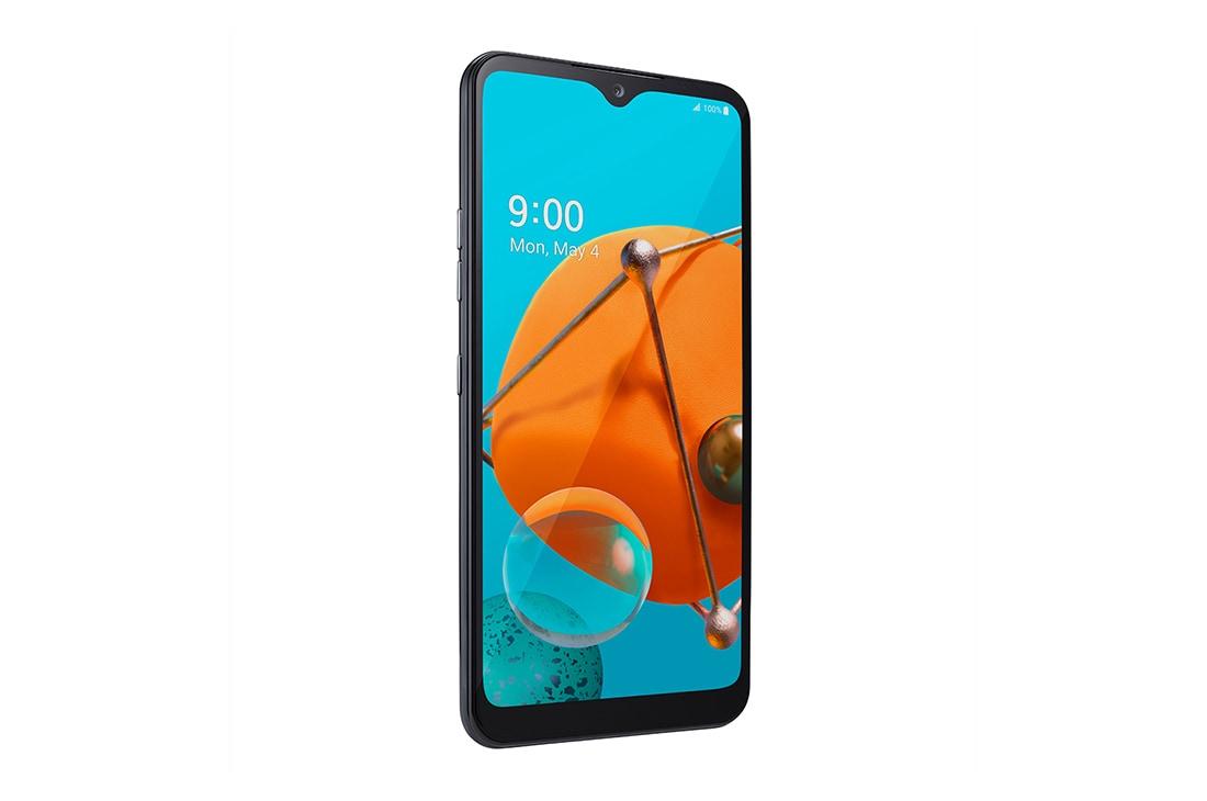 Lg K51 Boost Mobile Rear Triple Camera Phone Lmk500um3abmutn Lg Usa