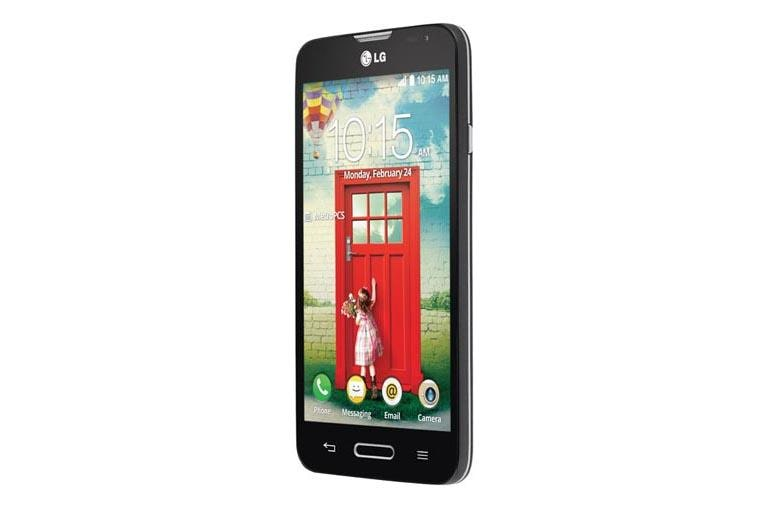 Lg Optimus L70  Smartphone With 4 5 Inch Display