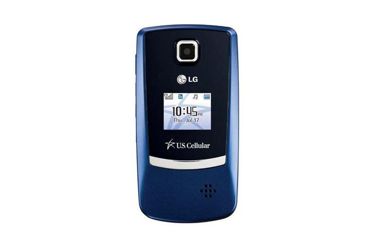 LG Cell Phones UX300 Blue thumbnail 1