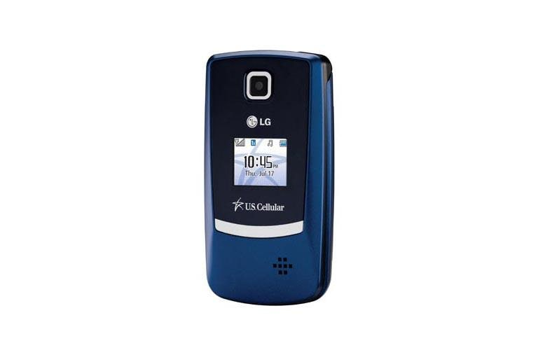 LG Cell Phones UX300 Blue thumbnail 3