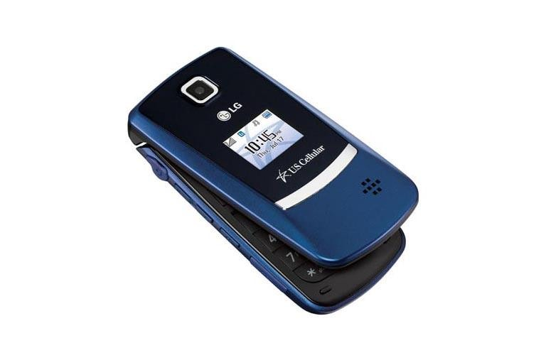 LG Cell Phones UX300 Blue thumbnail 4
